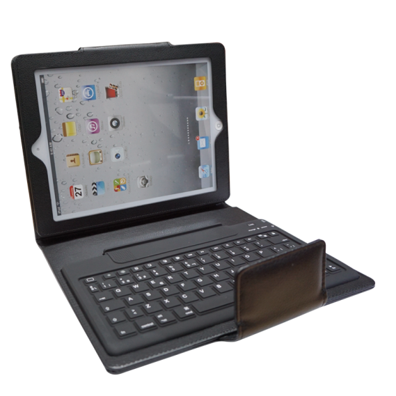 Funda con Teclado iPad/iPad 2 GetReady