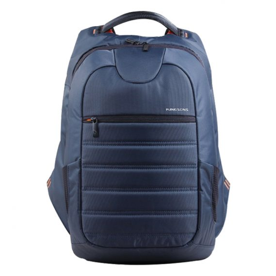 Mochila Porta Notebook de Kingsons Navy Secure