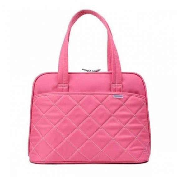 Cartera Porta Notebook de 14,1″ Lady Pink