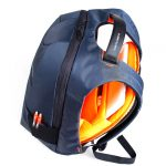 mochila porta notebook navy secure Kingsons